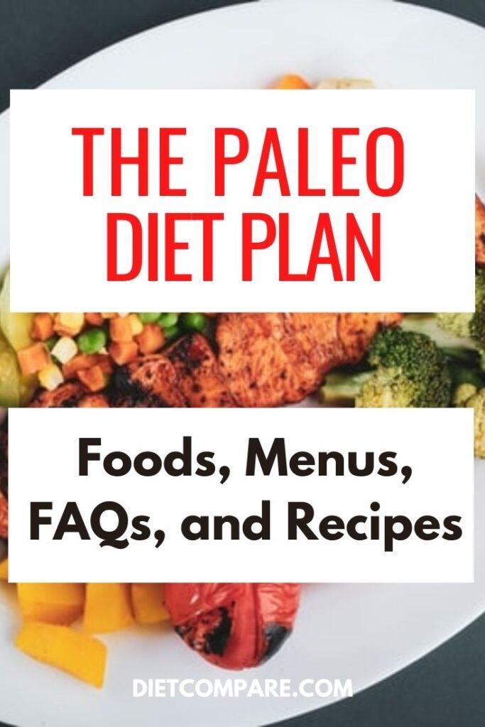 The Paleo Diet Plan