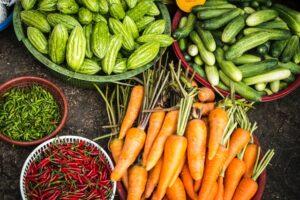 The Locavore diet